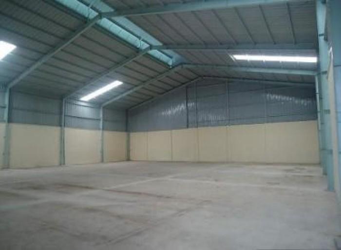 Cho thuê xưởng khu vực Gia Lâm diện tích 300m2