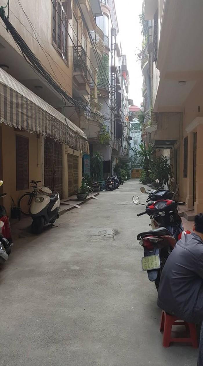 Bán nhà ngõ Giải Phóng  - Hai Bà Trưng, DT 46m