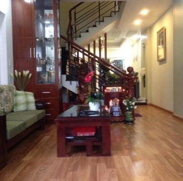 Bán Nhà Giải Phóng – Quận Hoàng Mai, Diện Tích 42M2 X 4 Tầng , Cách Đường Oto 30M.