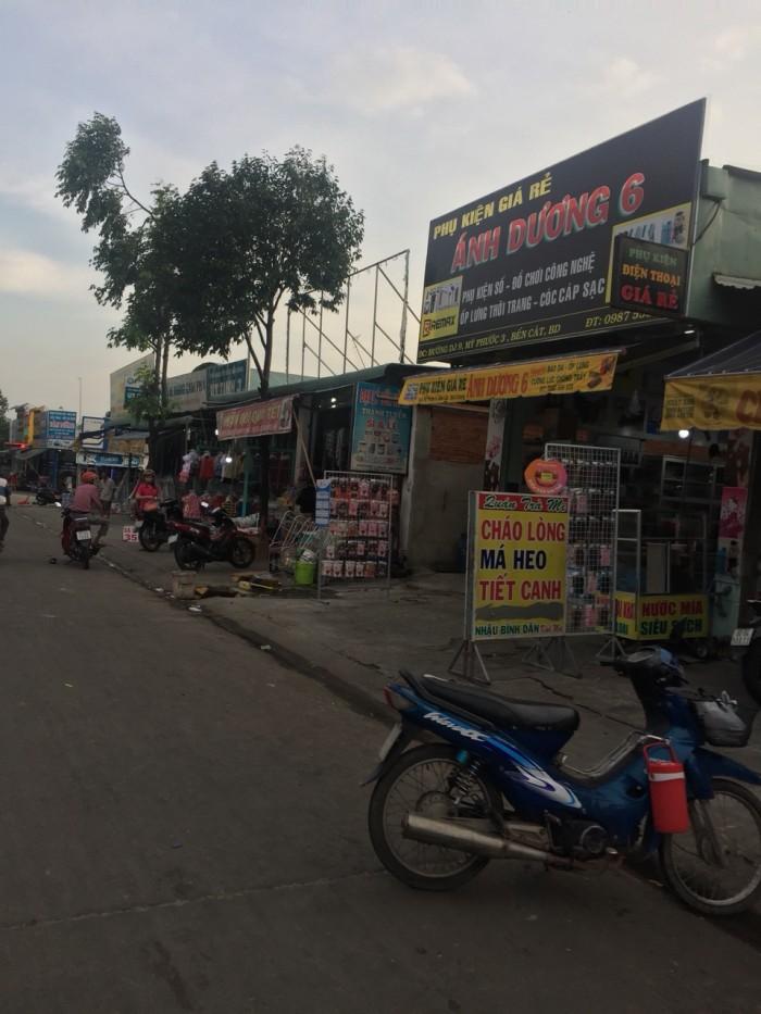Chính chủ bán lỗ 300m2, TC 100%, sổ hồng riêng, đường DJ9 và DJ10 ngay chợ Mỹ Phước 3
