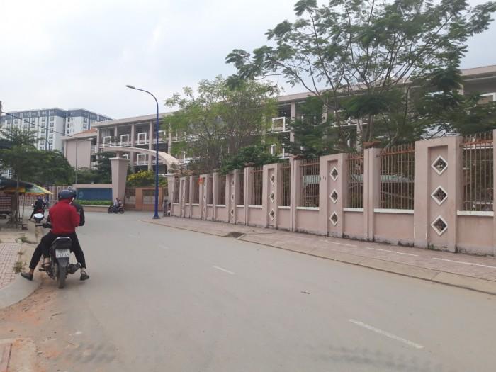 Bán đất thổ cư 56m2 ngay mặt tiền đường Thạnh xuân 14, kp2, phường Thạnh Xuân, quận 12