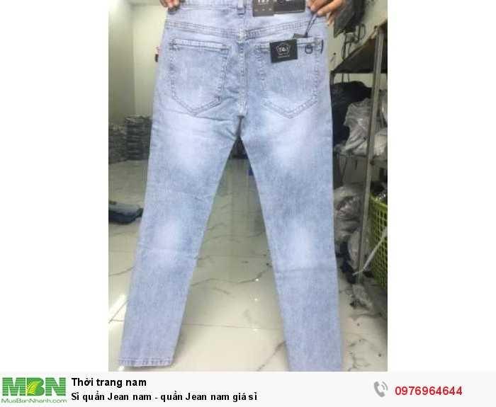 Sỉ quần Jean nam - quần Jean nam giá sỉ1
