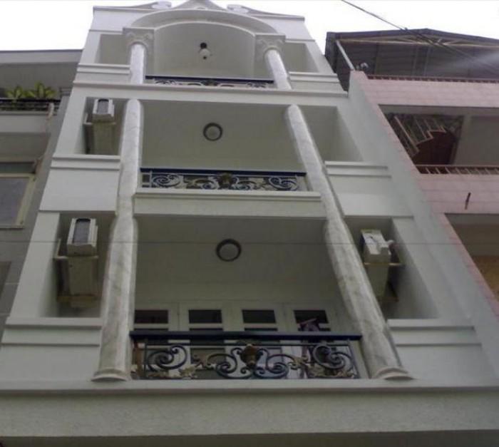 Gđ Xuất Cảnh bán gấp nhà HXH 8m 339 Lê Văn Sỹ, thông ra Trường Sa, DT: 4.5x7m