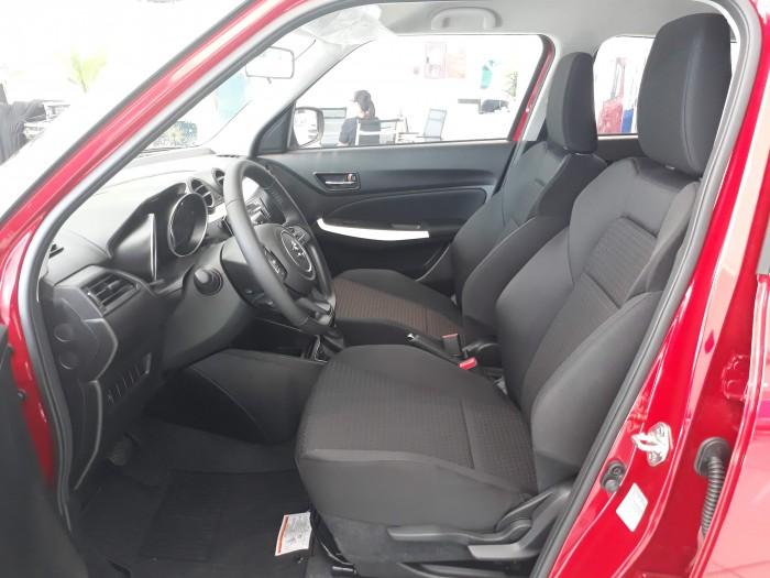 Suzuki New Swift 2018 Phiên bản GLX màu đỏ, Có đủ màu lựa chọn