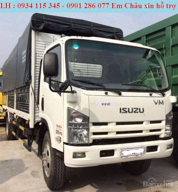 Xe tải Isuzu Vĩnh Phát 8.2 tấn^8T2^8.2T^8 tấn 2+ thùng dài 7.1 mét  siêu dài +đời mới nhất