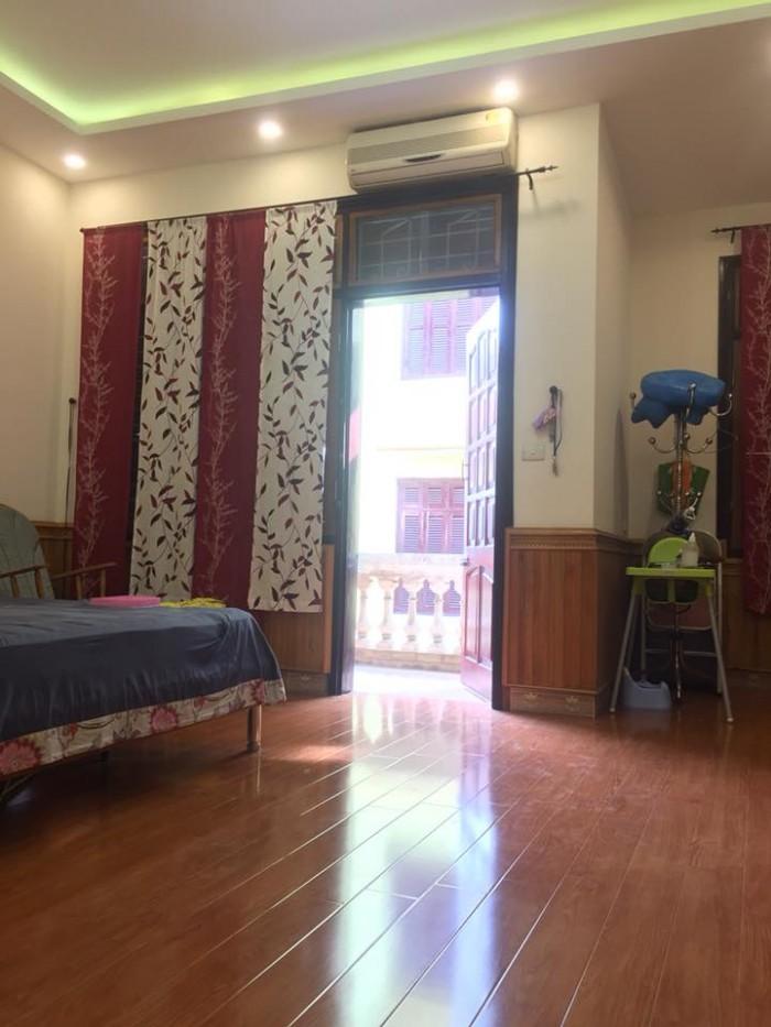 Bán nhà Định Công Thượng , phân lô, oto vào nhà , 80m2, 5 tầng, MT 6m. Bán nhà Định Công Thượng