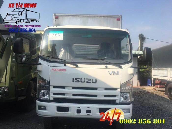 Isuzu 8 tấn/ xe tải 8 tấn/  đại lý isuzu.