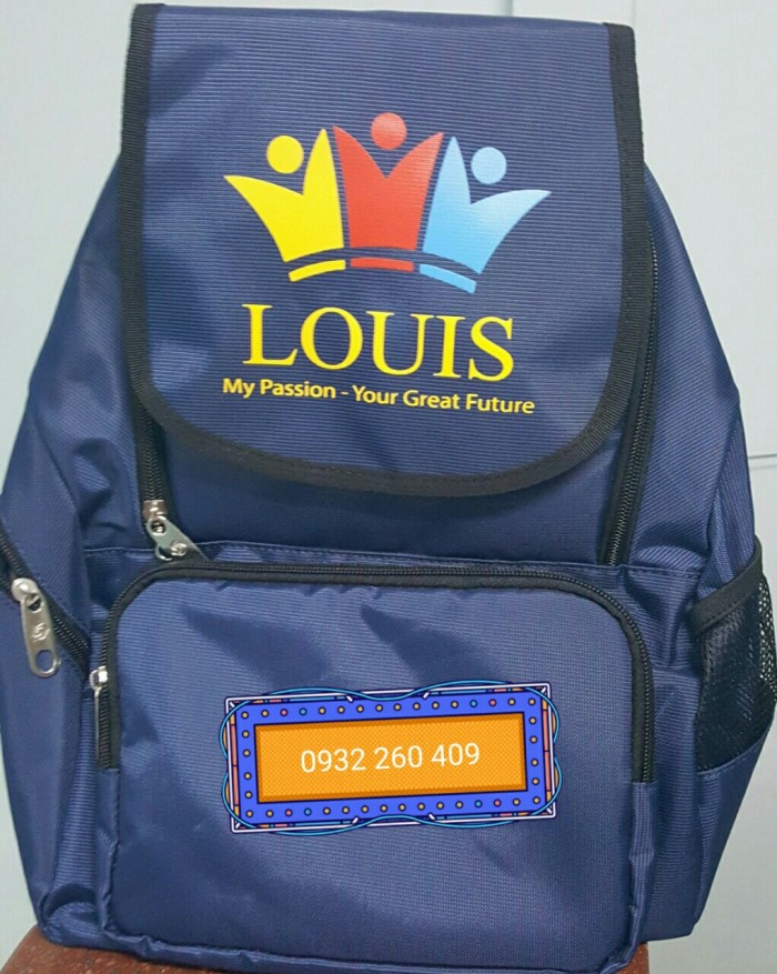 Balo mầm non Louis8