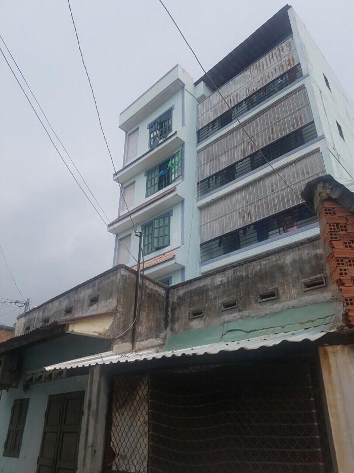 Bán nhà trọ 27 phòng thu nhập 45tr/th tại đường số 12 Kp2,P.Linh Chiểu,Q.thủ Đức