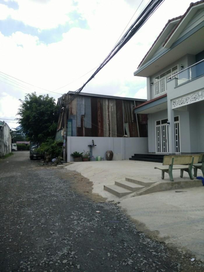Bán đất mặt tiền đường TX 14 đối diện đình Quơi An, đường TX25 , kp2, phường Thạnh Xuân
