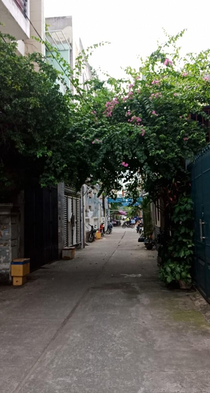 Nhà 1/ đường Tân Quý Q Tân Phú . 4x15.5m thương lượng