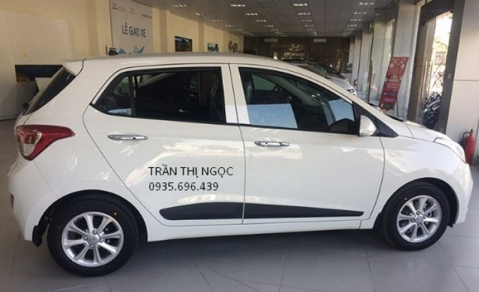 Xe Grand i10 1.2 AT (DUBAI)