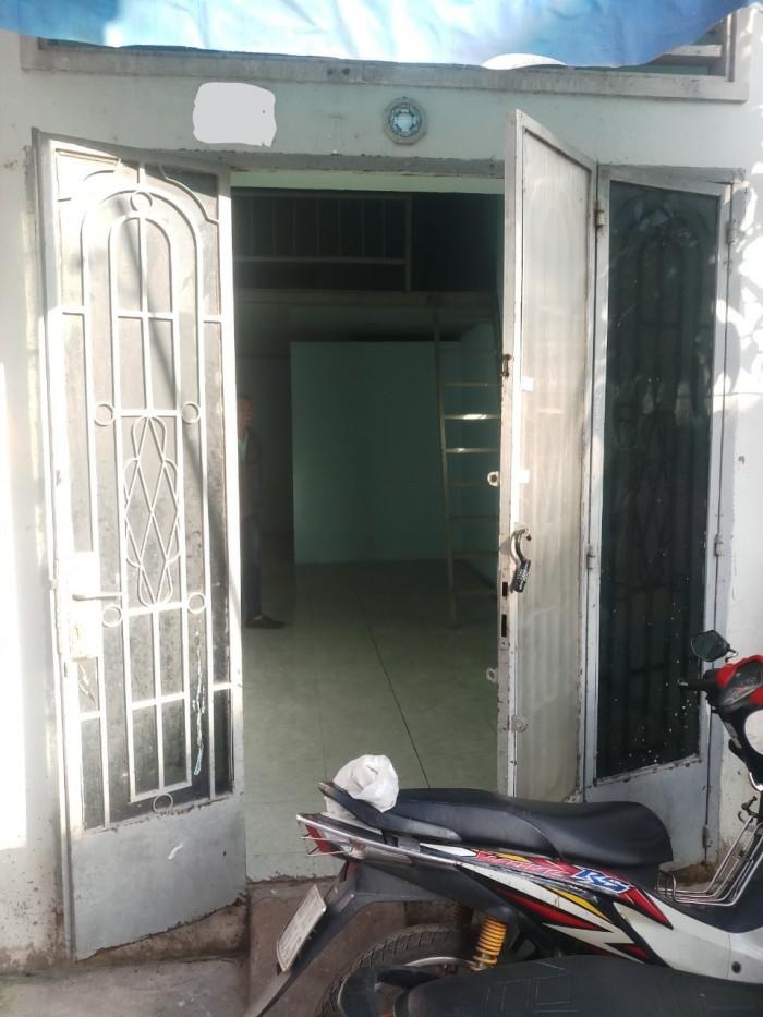 Bán Căn nhà Nhỏ 3x10m, 1 triệt 1 lửng hẻm 1 sặc Đ.Nguyễn Thị Tú,KCN Vĩnh Lộc