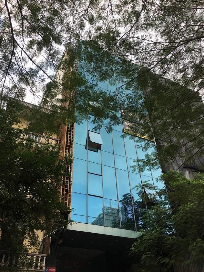 Bán nhà mặt phố Thịnh Liệt, diện tích 54m x 4 tầng, mặt tiền 3.52m, vỉa hè rộng 5m