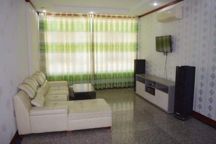 Cho thuê chung cư Hoàng Anh An Tiến Lê Văn Lương 2 PN, NTDD