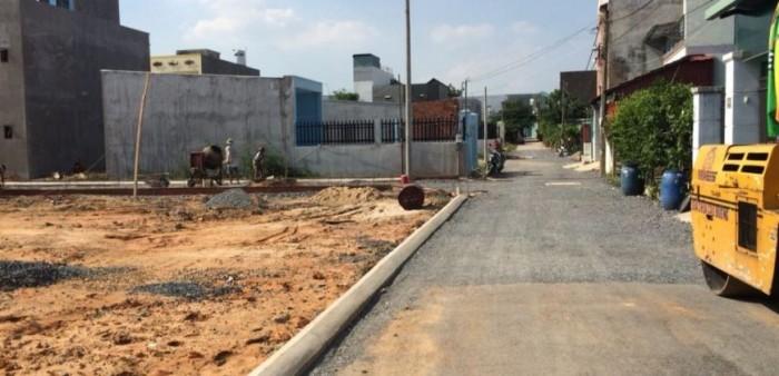 Bán nền đất 72m2 mặt tiền Tx25 gần cầu sắt sập liền kề phường Thới An