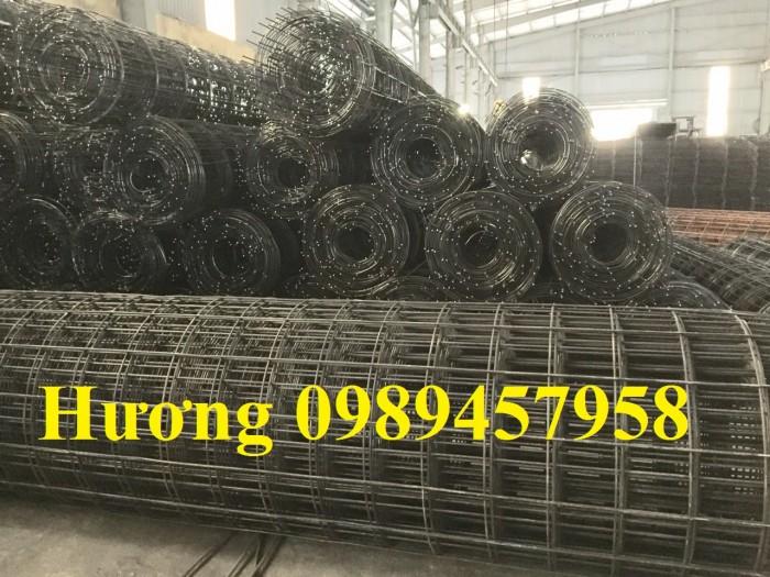 Lưới thép hàn phi 6 đổ bê tông tại Quảng Ninh