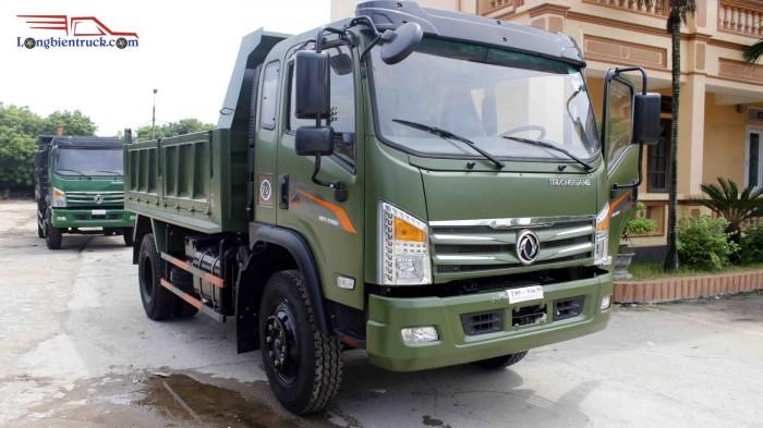 Bán xe tải Ben 6 tấn 9 giá cả cạnh tranh tại thị trường Quảng Ninh