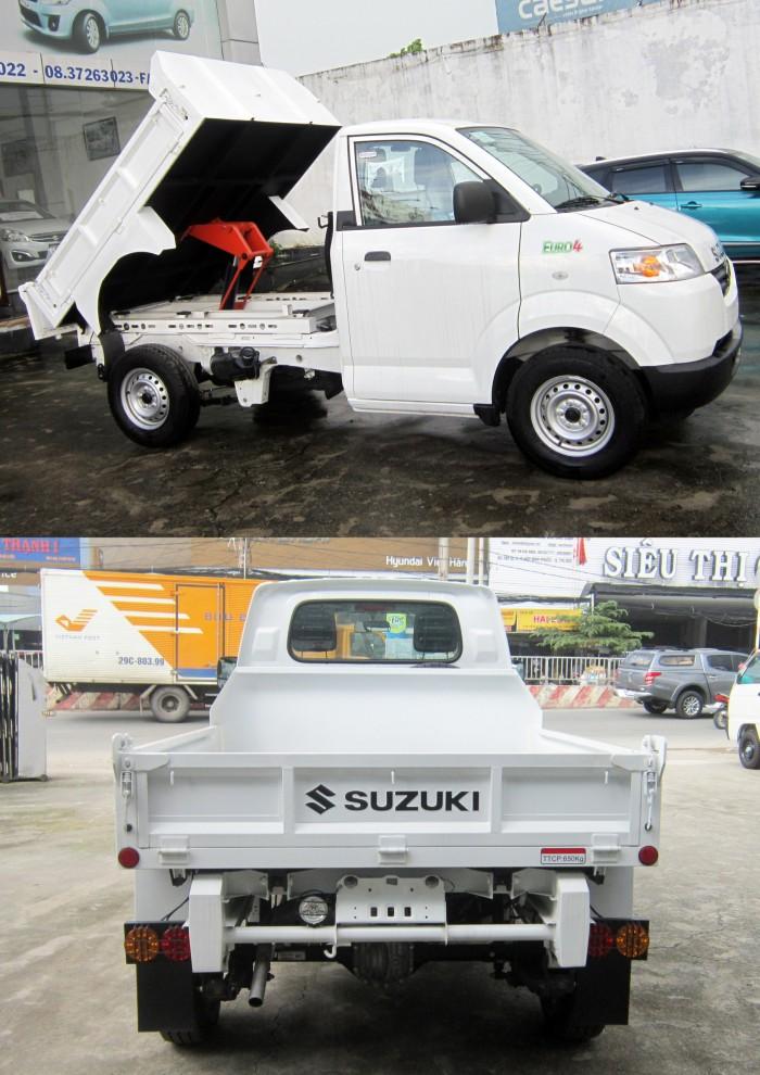 Suzuki Pro Ben 750kg 650kg  - Nhập Khẩu Nguyên Chiếc