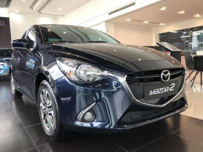 Mazda 2 nhập khẩu (xanh đen) - Đủ màu giao ngay - Gọi hotline nhận giá tốt nhất