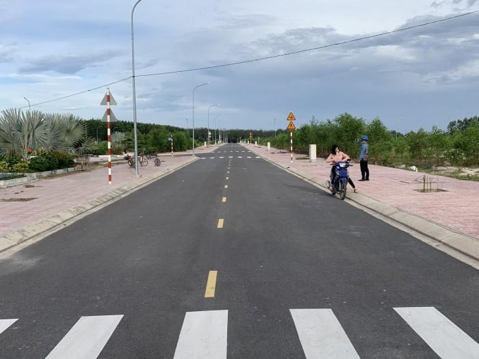 Bán đất KDC mt đường Phùng Hưng, Tam Phước, gần vòng xoay 60m