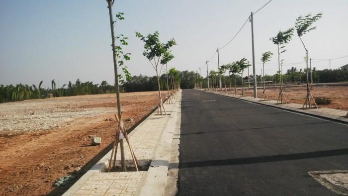 Đất thổ cư cạnh chung cư Kim Sơn đường Trục, nhận sổ sau 15 ngày