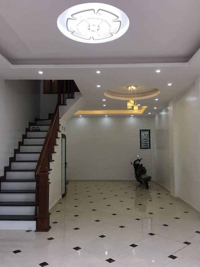 Bán nhà phố Trần Phú – Hà Đông 50m2* 5 tầng MT 5m Gara ô tô