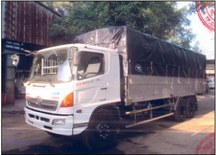 Bán xe FL mui bạc nhôm e2 màu trắng nhập khẩu 100%
