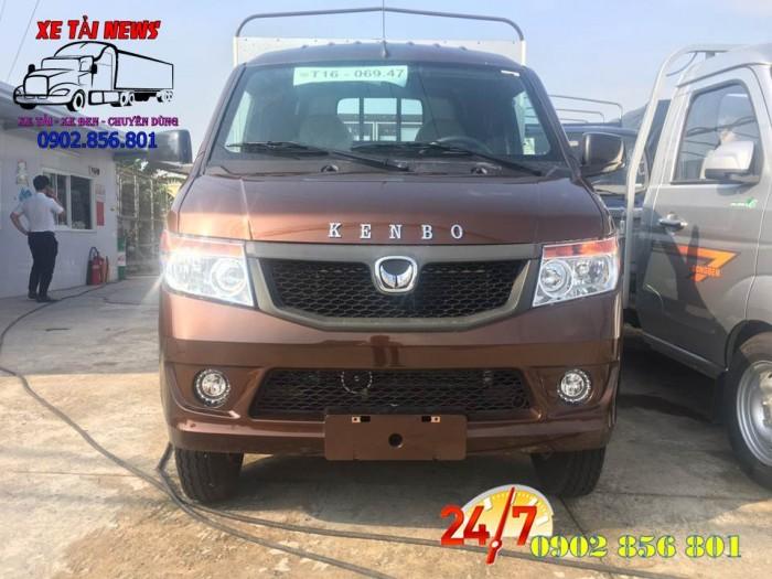 Xe tải nhỏ/ xe tải kenbo/ kenbo/ 990kg.