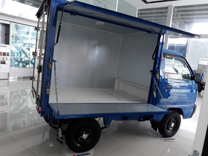 Xe tải suzuki cánh dơi - xe tải bán hàng lưu động