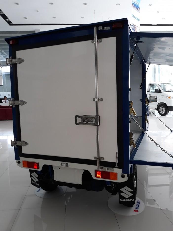Xe tải suzuki Tặng phí đăng kí và bảo hiểm thân vỏ 0