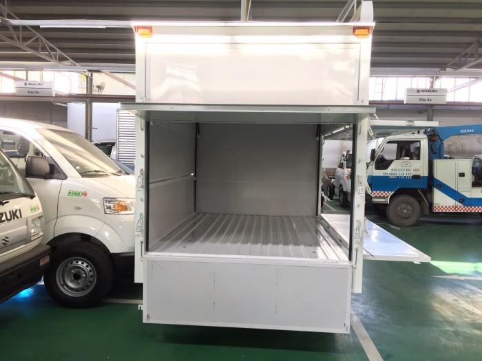 Xe tải suzuki Tặng phí đăng kí và bảo hiểm thân vỏ 2
