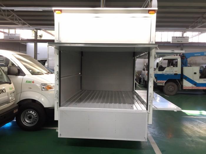 Xe tải suzuki Tặng phí đăng kí và bảo hiểm thân vỏ