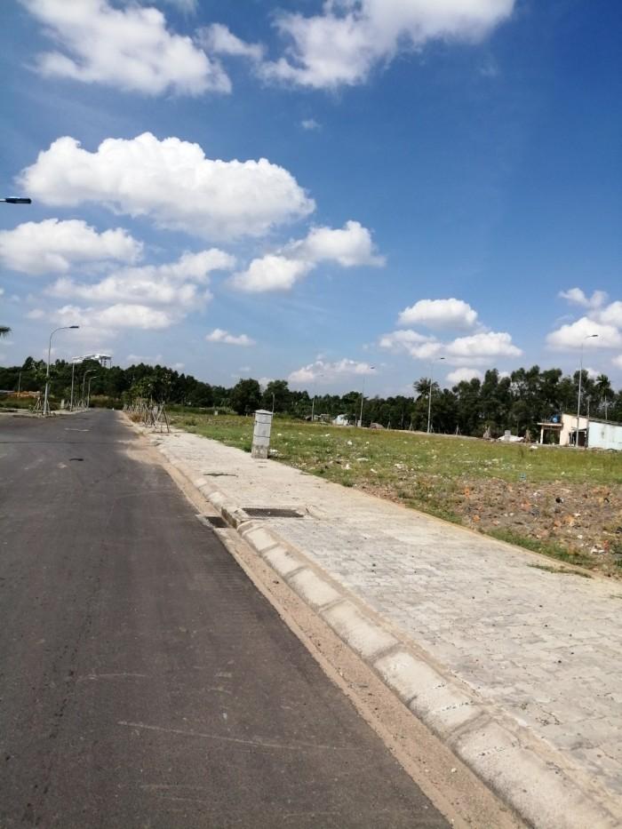 Mở bán đất mặt tiền đường Long Phước,phường Long Phước, Quận 9