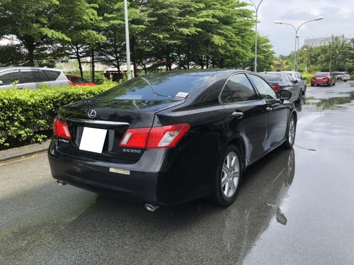 Cần bán xe Lexus ES350 model 2009 màu đen nhập khẩu
