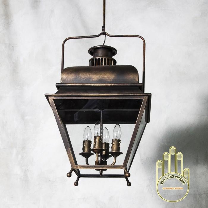 Đèn chùm sắt siêu cổ điển MS010130