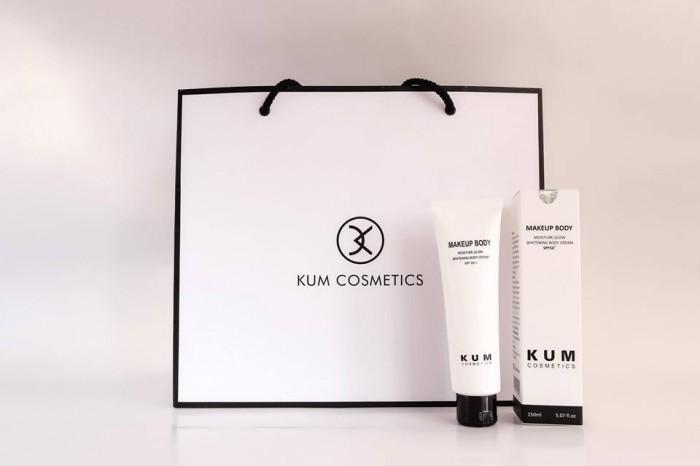 Kem makeup body hỗ trợ làm trắng da cấp tốc