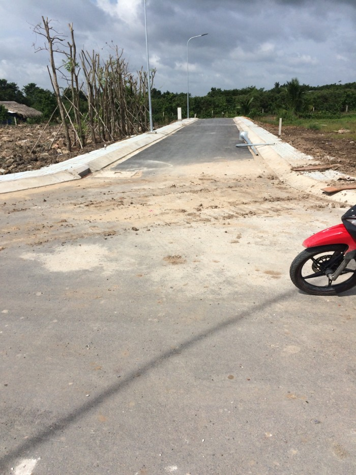 Đất mặt tiền Võ Văn Bích ngay chợ Hóc Môn giá cực rẻ