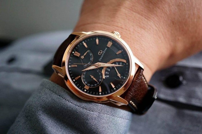 Đồng hồ Orient Star SDE00003B03