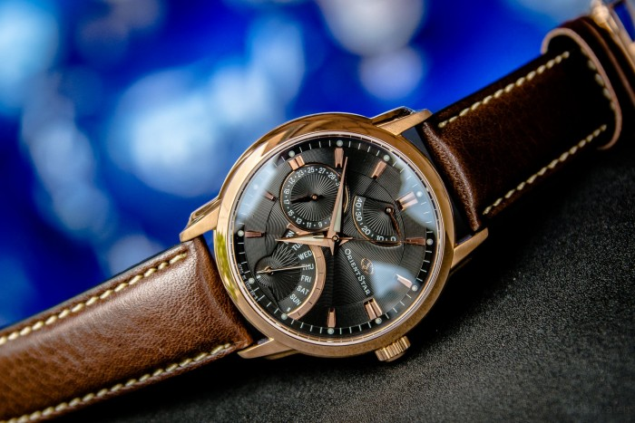 Đồng hồ Orient Star SDE00003B00