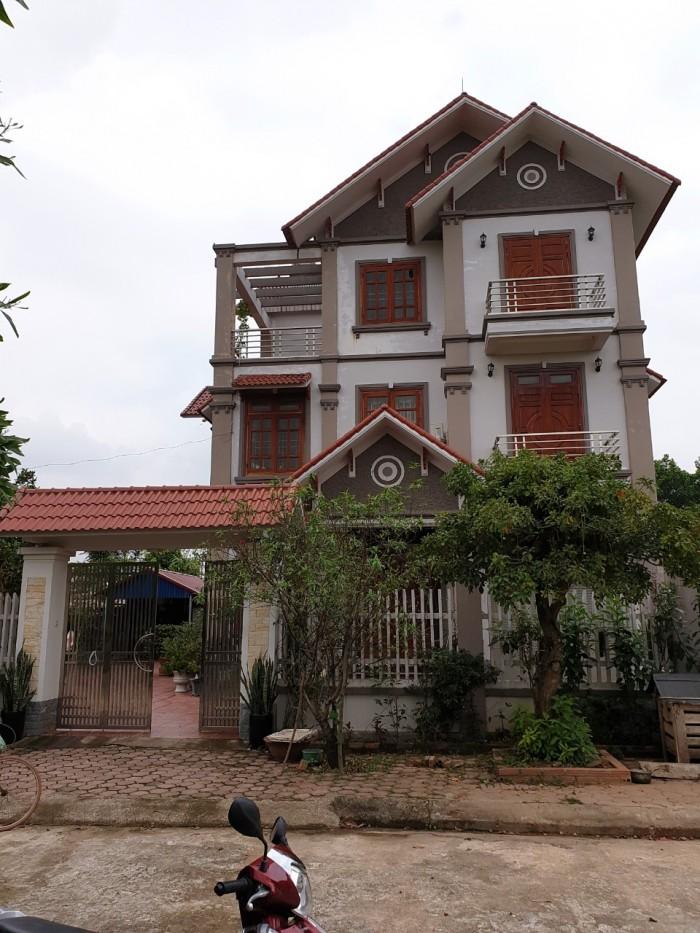 Bán ô đất 247,8m2 giá 4.7tr/m2 tại KĐT mới Xuân Hòa