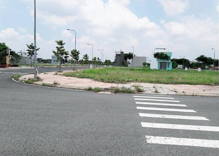 Đất thổ cư 100% 100m2(5X20) Nguyễn Văn Bứa, Hóc Môn