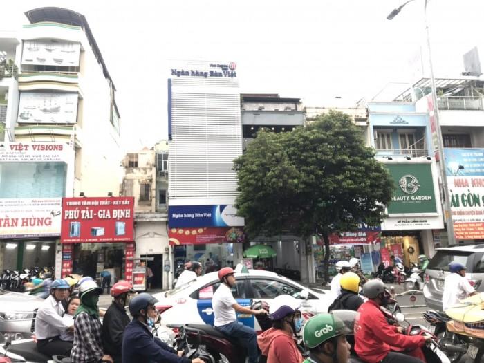 Bán nhà mặt tiền Phan Đăng Lưu. 4.1x18. 3 Lầu.