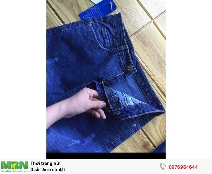 Quần Jean nữ dài3