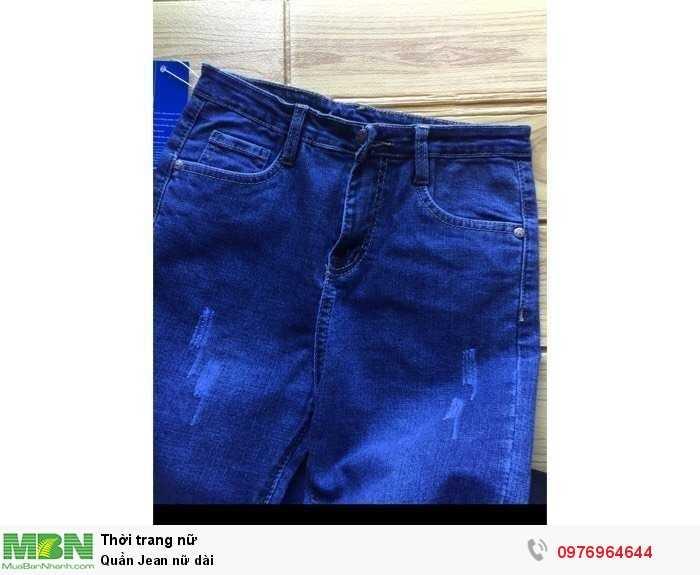 Quần Jean nữ dài4