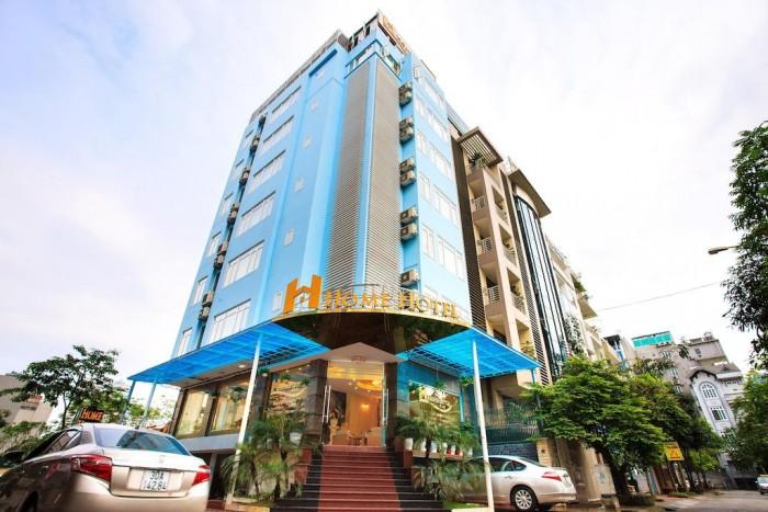 Bán Khách sạn 4 SAO 13 tầng phố Cổ gần hồ Gươm, sổ đỏ riêng 444m2