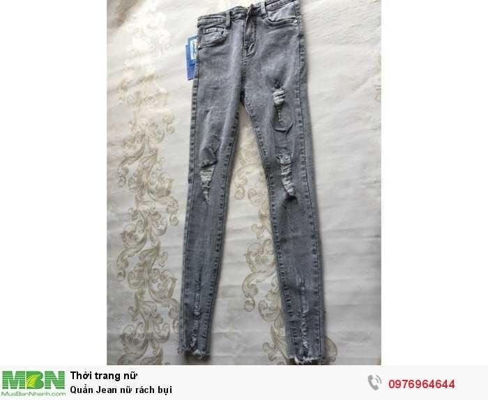 Xưởng may Nam Khang - nhận may quần Jean nữ rách bụi số lượng lớn bỏ sỉ toàn quốc1