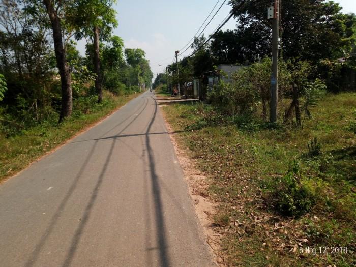 Đất Nền 25m X 100m Đường Nhựa Bàu Lách Ấp 4 Xã Phạm Văn Cội, Củ Chi
