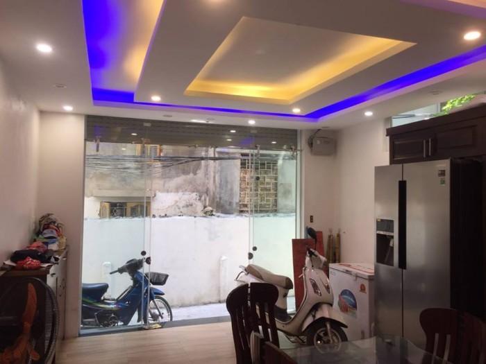 Chủ bán nhà Ngọc Hà 37m2 x 5,5 tầng, MT4.5, Ba Đình.