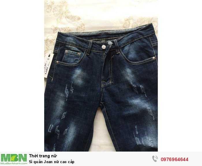 Nguồn hàng Sỉ quần Jean nữ cao cấp2